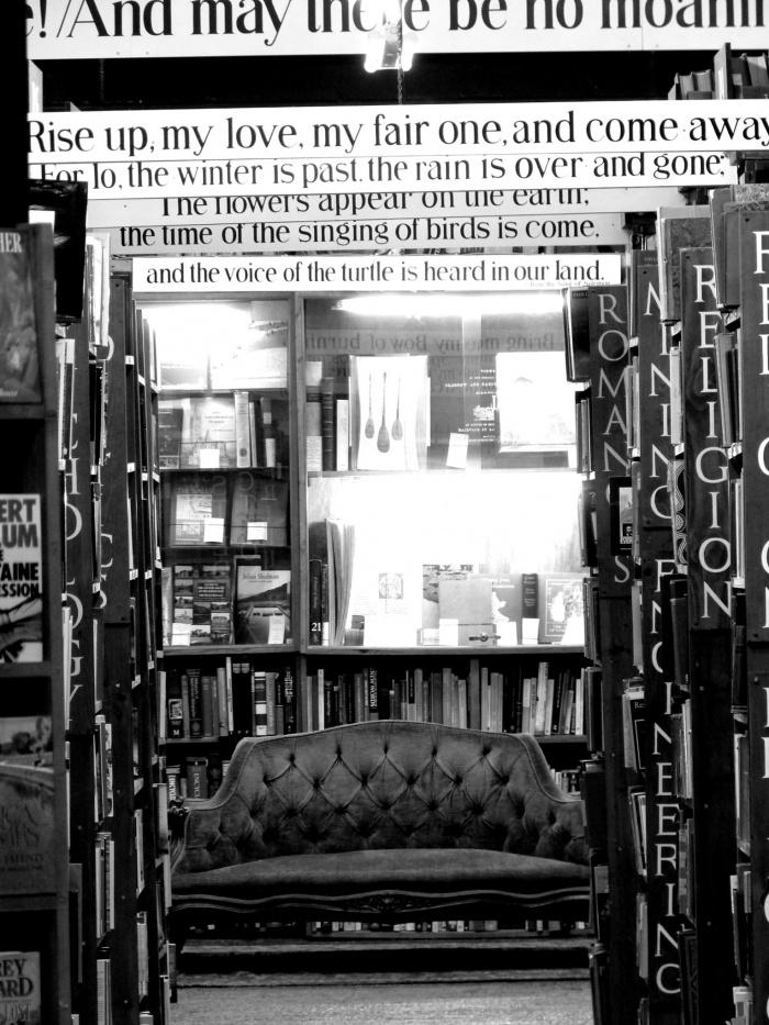 Barter Books, Alnwick, Angli