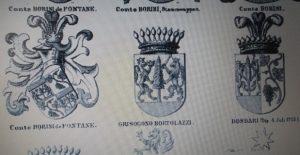 stema e familjes Borizi1