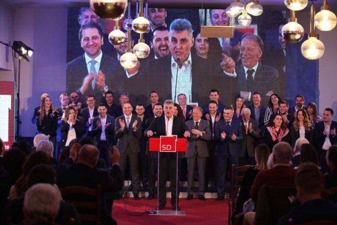 Fotografi nga fushata 2017